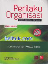 Perilaku Organisasi: Organizational Behavior (Buku 2) (Edisi 9)